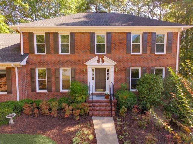 4077 Volley Lane, Peachtree Corners, GA 30092 (MLS #6642433) :: North Atlanta Home Team