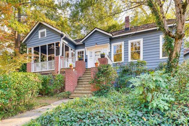 1287 Euclid Avenue NE, Atlanta, GA 30307 (MLS #6642555) :: The Zac Team @ RE/MAX Metro Atlanta