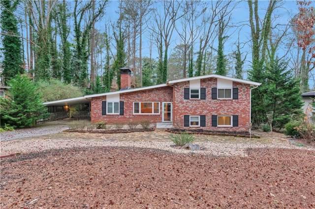 479 Thackery Place SW, Atlanta, GA 30311 (MLS #6642556) :: Kennesaw Life Real Estate