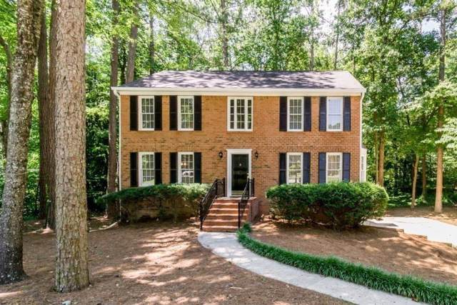 3926 Brintons Mill, Marietta, GA 30062 (MLS #6642735) :: North Atlanta Home Team