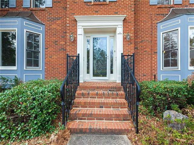 3590 W Hampton Drive, Marietta, GA 30064 (MLS #6642878) :: The Butler/Swayne Team