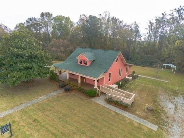436 Academy Avenue, Dawsonville, GA 30534 (MLS #6642910) :: Path & Post Real Estate