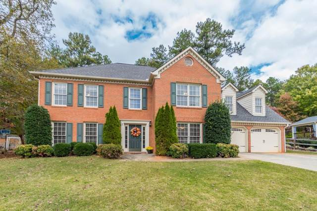 5814 Fairwood Circle NW, Acworth, GA 30101 (MLS #6642978) :: North Atlanta Home Team