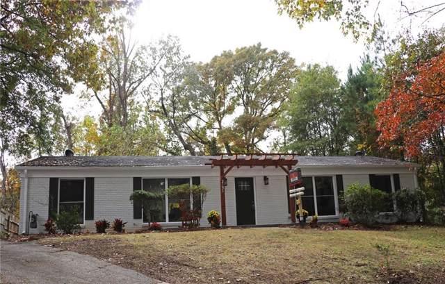 2731 Rockcliff Road SE, Atlanta, GA 30316 (MLS #6643100) :: Dillard and Company Realty Group