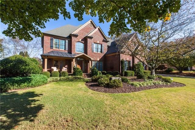 460 Saint Regis Drive, Alpharetta, GA 30022 (MLS #6643283) :: North Atlanta Home Team