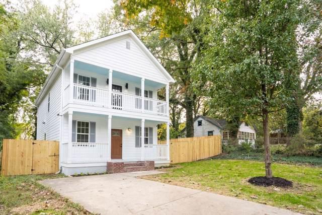 2390 Baker Road NW, Atlanta, GA 30318 (MLS #6643331) :: Charlie Ballard Real Estate