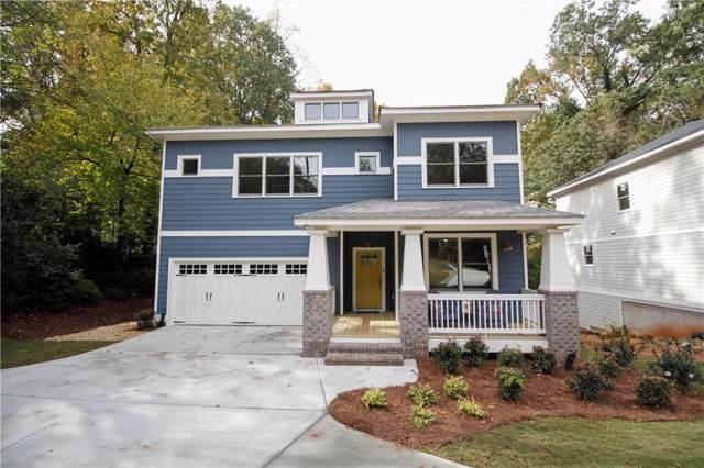 614 Wendan Drive, Decatur, GA 30033 (MLS #6643360) :: Rock River Realty