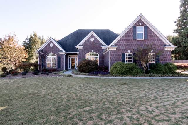 1366 Beringer Drive, Hoschton, GA 30548 (MLS #6643399) :: The Heyl Group at Keller Williams