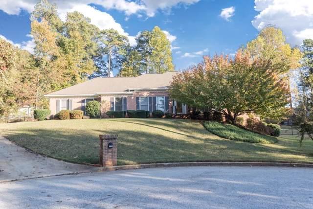 5790 Carlton Way, Stone Mountain, GA 30087 (MLS #6643509) :: The Heyl Group at Keller Williams