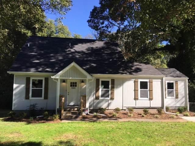 1580 Ridgewood Lane SW, Atlanta, GA 30311 (MLS #6643543) :: North Atlanta Home Team