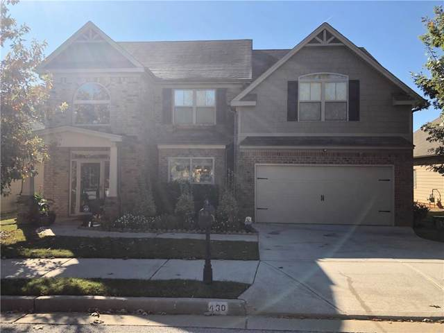 430 Sylvan Loop, Fayetteville, GA 30214 (MLS #6643712) :: Charlie Ballard Real Estate