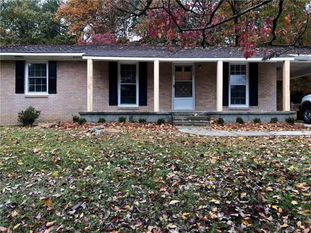 134 Webb Drive NE, Calhoun, GA 30701 (MLS #6643717) :: North Atlanta Home Team