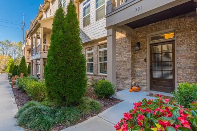 301 Garland Woods Court #28, Smyrna, GA 30080 (MLS #6643787) :: Charlie Ballard Real Estate