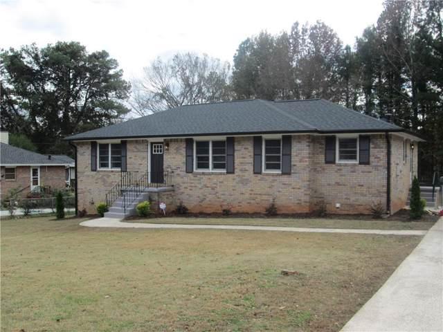 641 Walnut Way SW, Marietta, GA 30060 (MLS #6643918) :: RE/MAX Prestige