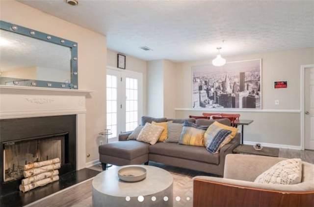 1363 Keys Crossing Drive NE B, Brookhaven, GA 30319 (MLS #6643988) :: Iconic Living Real Estate Professionals
