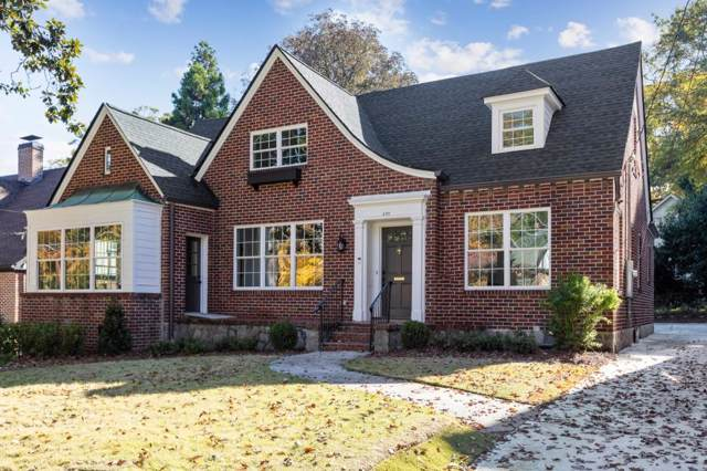 233 Bolling Road NE, Atlanta, GA 30305 (MLS #6644102) :: RE/MAX Prestige