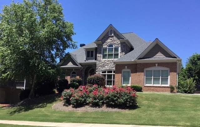 591 Highcrest Drive, Acworth, GA 30101 (MLS #6644250) :: North Atlanta Home Team