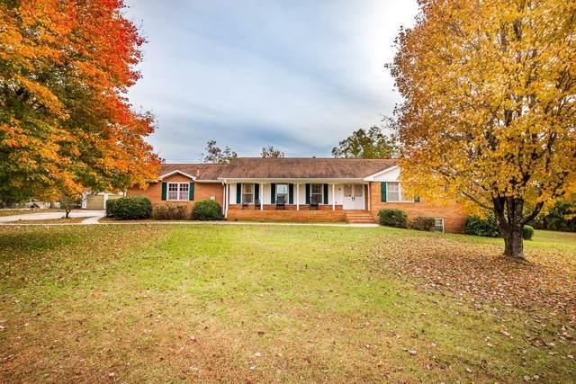 745 Pleasant Grove Road, Rockmart, GA 30153 (MLS #6644428) :: North Atlanta Home Team