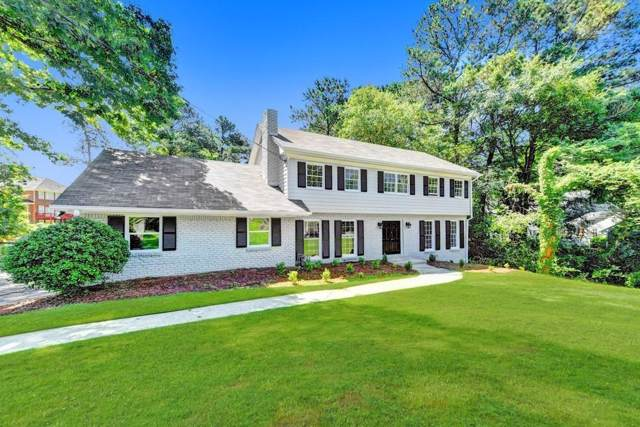 1757 N Springs Drive, Dunwoody, GA 30338 (MLS #6644493) :: Compass Georgia LLC