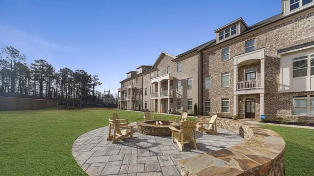 1252 Stone Castle Circle #14, Smyrna, GA 30080 (MLS #6644502) :: Charlie Ballard Real Estate