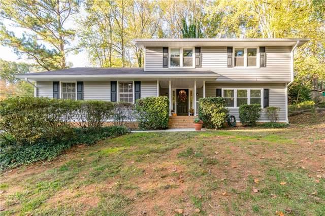 5546 N Fork Drive SW, Lilburn, GA 30047 (MLS #6644567) :: North Atlanta Home Team