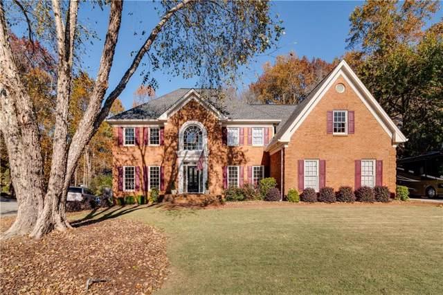 1510 Blyth Walk, Snellville, GA 30078 (MLS #6644634) :: The Heyl Group at Keller Williams