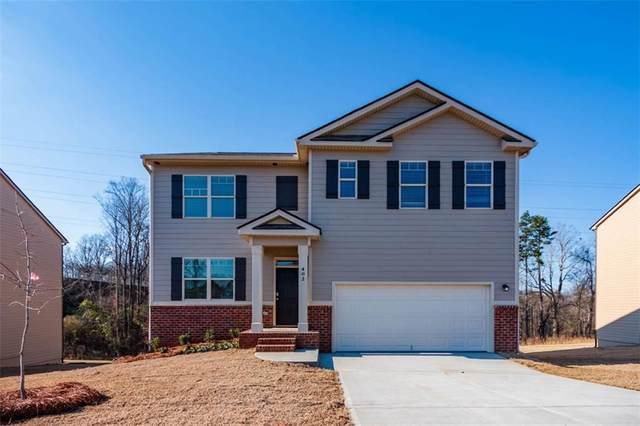 402 Indian River Drive, Jefferson, GA 30549 (MLS #6644636) :: North Atlanta Home Team