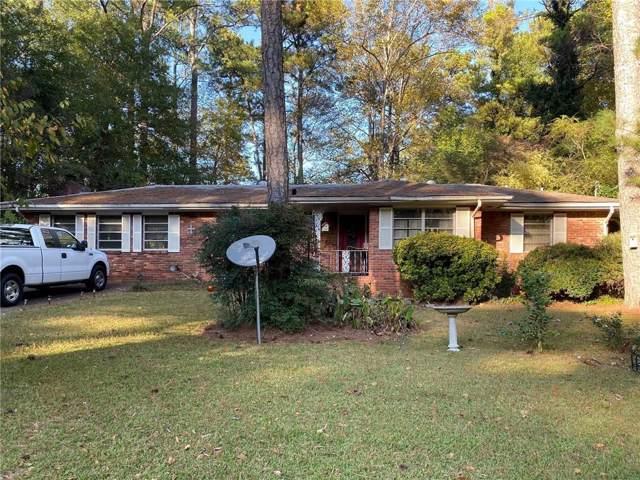3269 Harris Road SW, Marietta, GA 30060 (MLS #6644652) :: North Atlanta Home Team