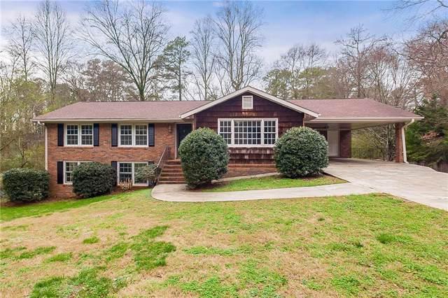 644 Brookline Drive SE, Marietta, GA 30067 (MLS #6644710) :: North Atlanta Home Team