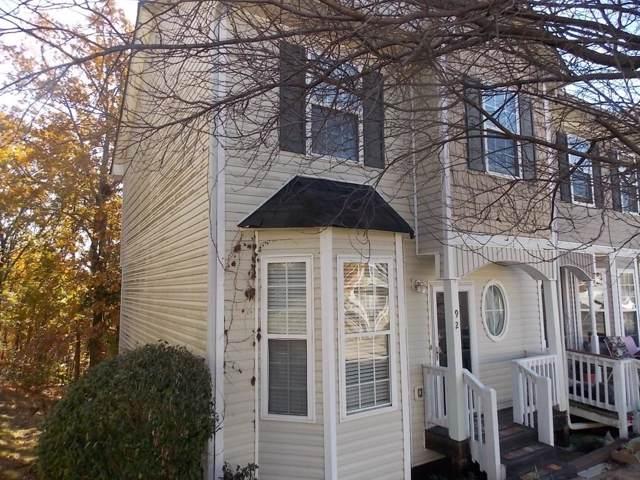 92 Timber Ridge Drive, Cartersville, GA 30121 (MLS #6644727) :: Kennesaw Life Real Estate