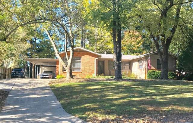 3874 Longview Drive, Chamblee, GA 30341 (MLS #6644955) :: The Heyl Group at Keller Williams