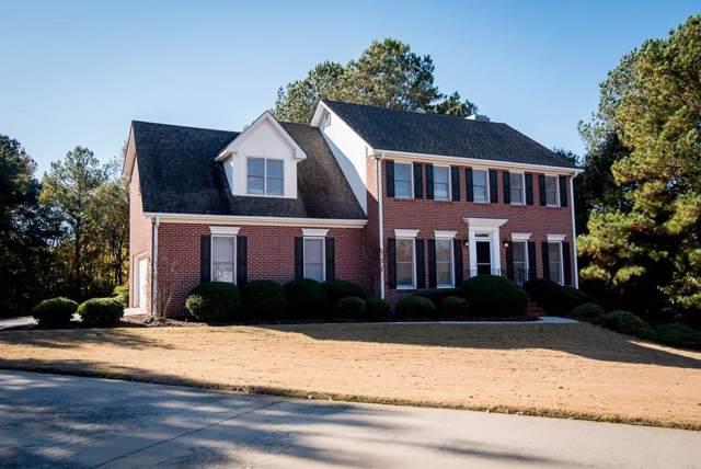 1206 Dover Place SE, Conyers, GA 30013 (MLS #6645021) :: North Atlanta Home Team