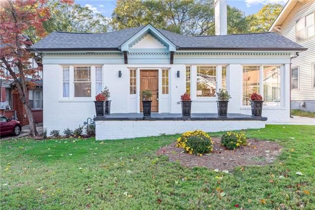 227 Kings Highway, Decatur, GA 30030 (MLS #6645061) :: Charlie Ballard Real Estate