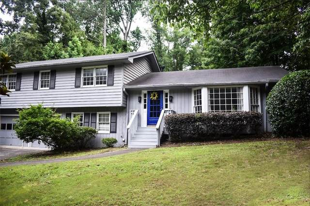 5381 Willow Point Parkway, Marietta, GA 30068 (MLS #6645304) :: North Atlanta Home Team