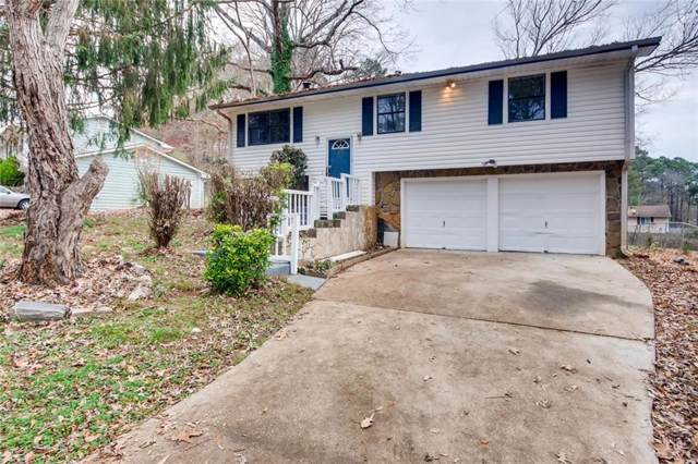 4041 Cedar Ridge Trail, Stone Mountain, GA 30083 (MLS #6645344) :: The Zac Team @ RE/MAX Metro Atlanta