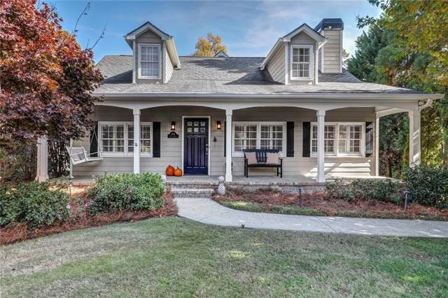 4791 E Conway Drive NW, Atlanta, GA 30327 (MLS #6645404) :: The Zac Team @ RE/MAX Metro Atlanta