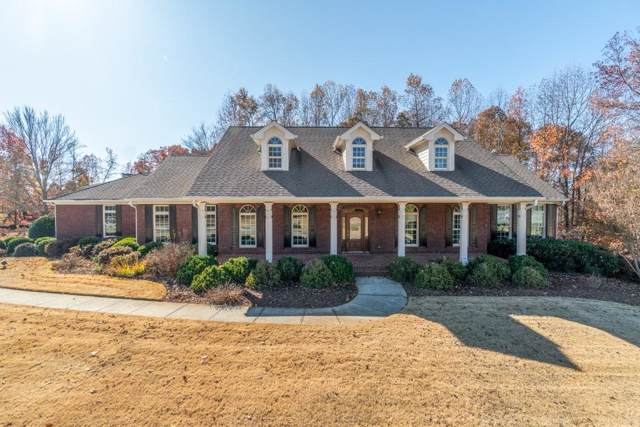 980 Chateau Forest Road, Hoschton, GA 30548 (MLS #6645474) :: The Heyl Group at Keller Williams
