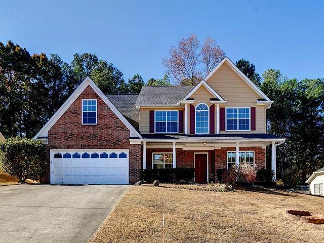 4643 Howell Farms Drive NW, Acworth, GA 30101 (MLS #6645518) :: North Atlanta Home Team