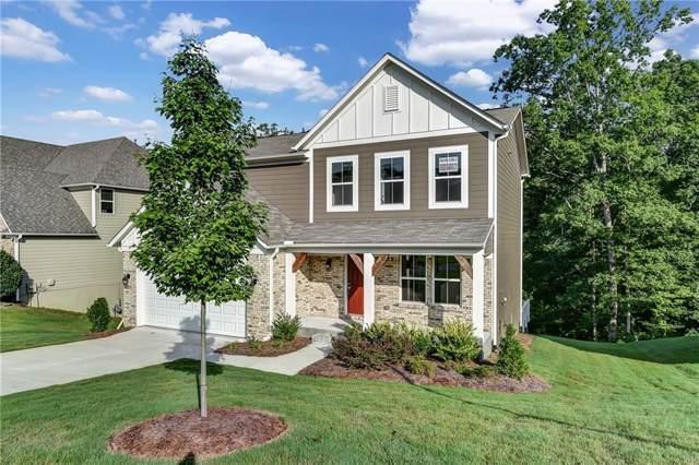 132 Greenbrier Way, Canton, GA 30114 (MLS #6645747) :: North Atlanta Home Team
