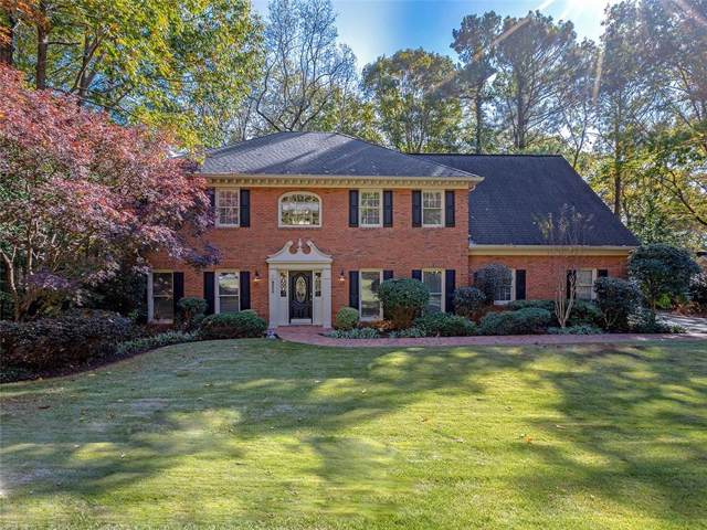 9560 Marsh Cove Court, Sandy Springs, GA 30350 (MLS #6645813) :: The Butler/Swayne Team