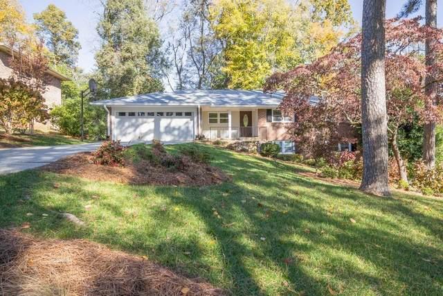 1707 Colebrook Circle, Decatur, GA 30033 (MLS #6645924) :: RE/MAX Paramount Properties