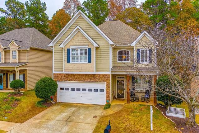505 Mirramont Place, Woodstock, GA 30189 (MLS #6645927) :: The Heyl Group at Keller Williams