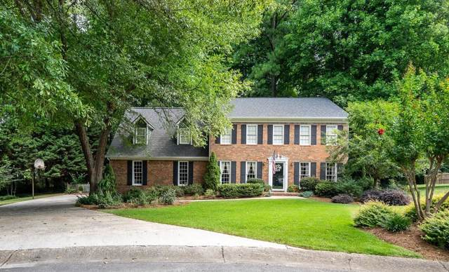 1461 Oak Springs Drive, Marietta, GA 30066 (MLS #6645947) :: North Atlanta Home Team
