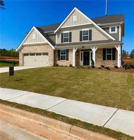 4926 Creekside Lane, Powder Springs, GA 30127 (MLS #6645967) :: MyKB Partners, A Real Estate Knowledge Base