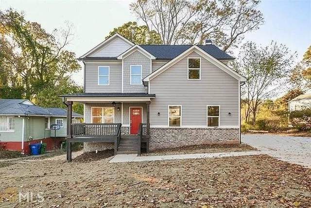 2387 SW Beecher Road SW, Atlanta, GA 30311 (MLS #6646038) :: KELLY+CO