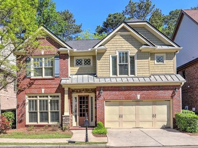 276 Mount Vernon Cove, Atlanta, GA 30328 (MLS #6646083) :: North Atlanta Home Team