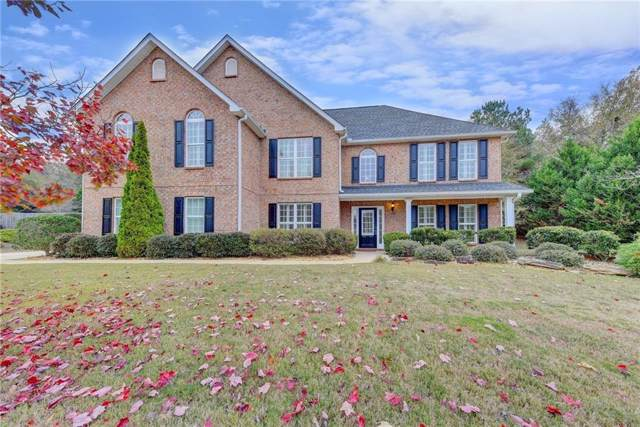 250 Plantation Drive, Jefferson, GA 30549 (MLS #6646182) :: North Atlanta Home Team