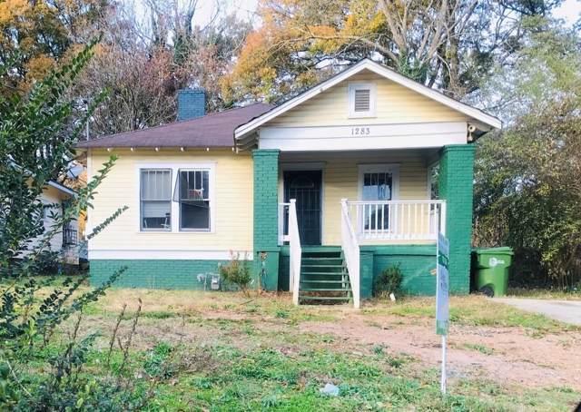 1283 Oakland Terrace SW, Atlanta, GA 30310 (MLS #6646252) :: North Atlanta Home Team