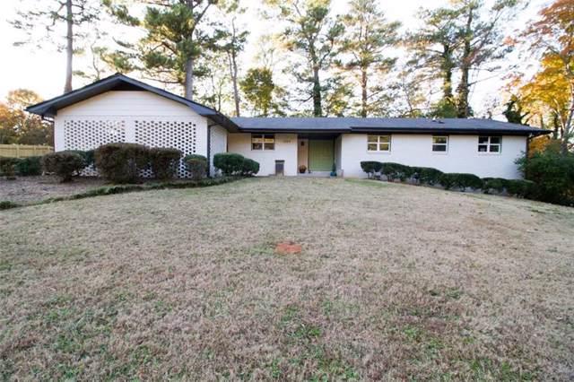 1264 Berkeley Road, Avondale Estates, GA 30002 (MLS #6646308) :: North Atlanta Home Team