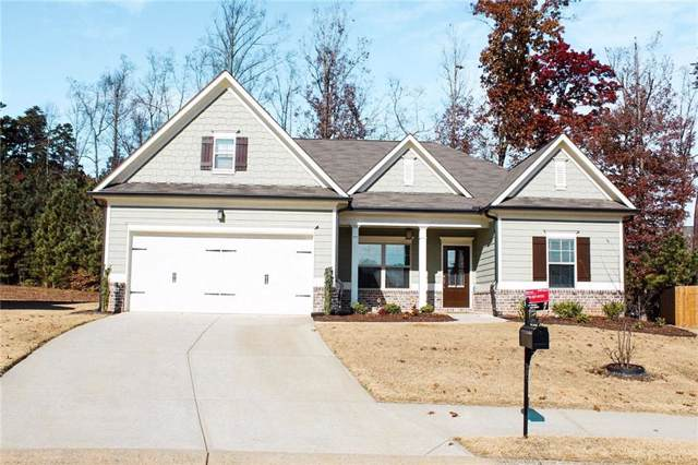 54 Hartwell Lane, Dawsonville, GA 30534 (MLS #6646408) :: Charlie Ballard Real Estate